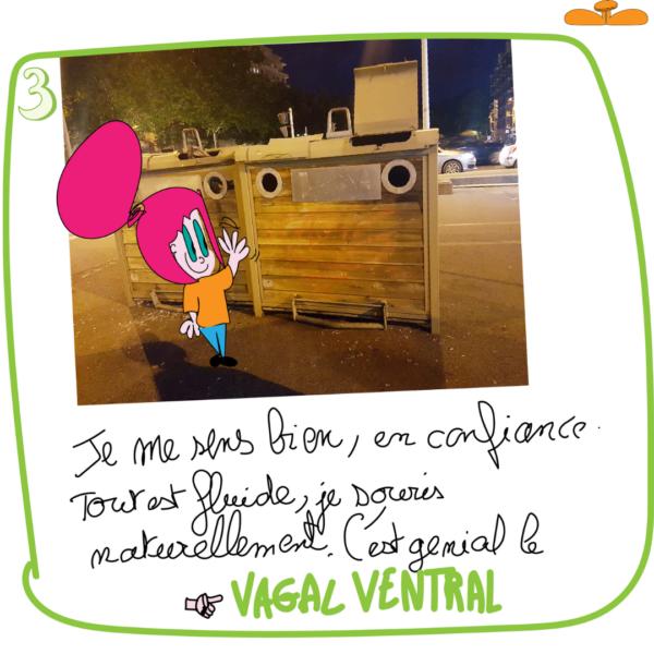 Vagal Ventral