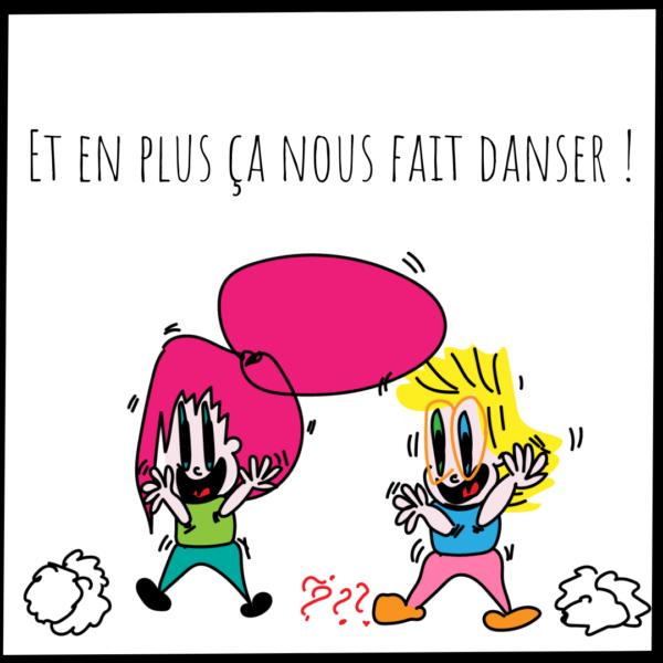 Et on danse