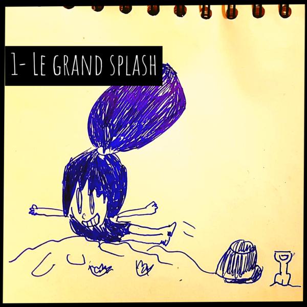 Le grand splash - après