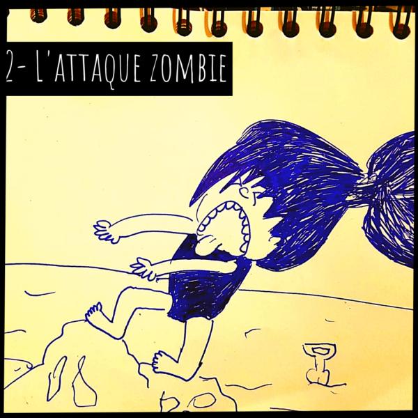 L'attaque zombie