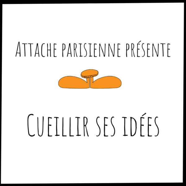 Cueillir ses idées